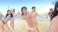 DJ舞曲-SNH48《梦想岛》MV官方正式版(阳光海滩美女比基尼)
