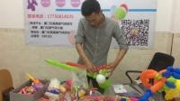 小乌龟耀西魔术气球造型教学视频    厦门玩美高端气球派对气球培训