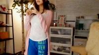 【美女热舞】韩国美女主播朴佳琳可爱舞蹈_2017-3-30最新视频 (2)