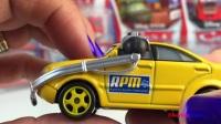 亲子玩具——拆箱,迪士尼小车