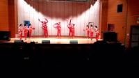 雅图仕炫彩广场舞春之声节目表演'张灯结彩'