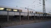 G1253次列车通过