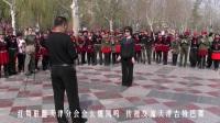 红舞联盟天津分会会长魏凤鸣前往西沽水兵舞团交流推广天津吉特巴舞