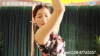 成都圣雅肚皮舞中国风舞蹈视频《痒》