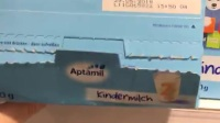关于廖增仪顾客的德国直邮订单  因为8盒奶粉的印刷批次字体不同等等产生的疑问 我们现在在德国超市里面找到不同的印刷批次号码以此视频为证明