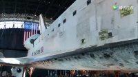 罕见发现号航天飞机,发动机喷口太科幻,全程高能!