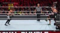 WWE皇家大战2017AJstylesVS约翰塞纳