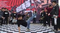 嘻哈天等第三届街舞比赛 崇左VS龙州TSP1队