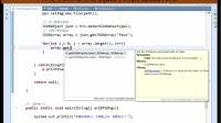 Java开发人工智能扫一扫人脸识别系统.mp4
