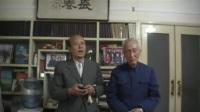 袁田和李成瑞老爷子唱歌