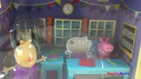粉红小猪的巴士小车玩具