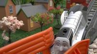 托马斯和朋友橡皮泥(钻井平台事故应急救援故事总线直升机消防车