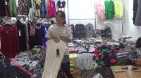 广州峰歌服装批发,第2185期:18元女装/中老年、连衣裙批发