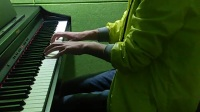 Lixin『黑色毛衣』钢琴曲