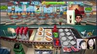 烹饪发烧友第17期玛芬蛋糕 快餐店升级 海鲜餐厅 笑笑小悠亲子益智过家家游戏 汉堡