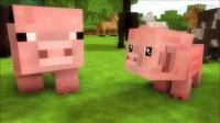 【我的世界】动画#村名的日常Village Life  - Minecraft animation