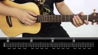 吉他弹唱教学《贝加尔湖畔》