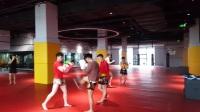 【东风烈】东野国际搏击 泰拳自由搏击训练教学视频  全国57公斤泰拳冠冯天豪天豪