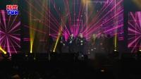 Pentagon首度登台开唱 现刀群舞粉丝尖叫声爆棚