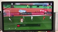 2014巴西世界杯热身赛:中国2:0塞内加尔
