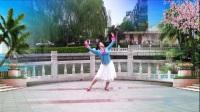 红领巾水云间广场舞《又见北风吹》