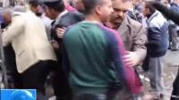 埃及:两座教堂遭爆炸袭击 数十人死亡 170410
