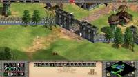 帝国时代2战役秒哥娱乐解说圣女贞德第二期(原来城堡可以这么吊)