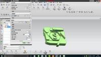加工中心实训-装配件加工(UG CAD CAM编程)