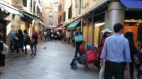 威尼斯街头
