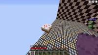 【红叔】红小队竞技 区块跑酷【下】- 我的世界★Minecraft☆多人游戏