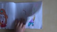 陈可的幼儿园绘画作品