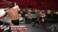 WWE2017年4月13日SmackDown高柏(中文解说)