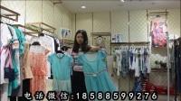 广州品牌【飞度】夏装,广州莎奴服饰 品牌服装尾货批发尾货市场 品牌折扣女装批发