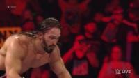 WWE2017年4月14日raw高柏