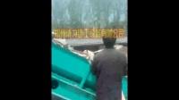 协力巩义废纸打包机运行现场巩义废纸回收打包站