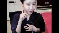 《模样》韩国女主播曼妮 黑丝奉献