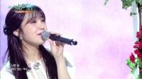 【风车·韩语】Apink郑恩地回归舞台《你这样的春天》音乐银行现场版