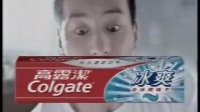 高露��冰爽牙膏�V告起床篇