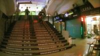 商场耍楼梯