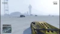 GTA5速度与激情8 楚河在雪地无限速飘移