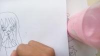 """柠檬糖✘绘制海报①&背景音乐""""李白"""""""