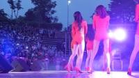 韩国女团AOA火辣热舞,现场氛围太火爆了!