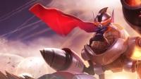 英雄联盟机械公敌兰博银河魔装机神皮肤登陆界面背景音乐官方1080P