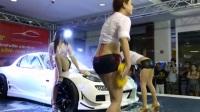 性感美女上门洗车高清热舞DJ视频_你说女人容易吗