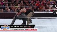 WWE2017【摔跤狂热大赛31】两位黑暗代言人 送葬者