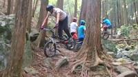 障碍单车Bicycle Trial Natsuki Saito 2017 4 16 Rockman Ash  斉藤夏樹 自転車トライアル