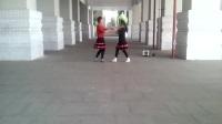 美丽的七仙女1-水秀广场舞双人舞台湾恰恰