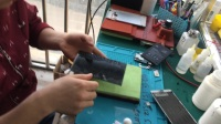 小米max拆机拆框换屏幕贴合维修视频教程