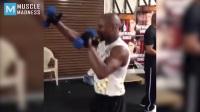 健身励志与肌肉力量Conor Mcgregor VS Floyd Mayweather ¦ Muscle Madness