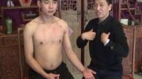 胸臂疼痛的穴位治疗法